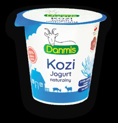 Kozi jogurt naturalny