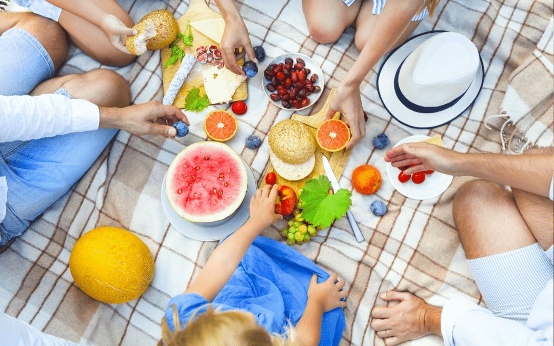 Majówka – czas na piknik!